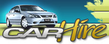 car hire by city